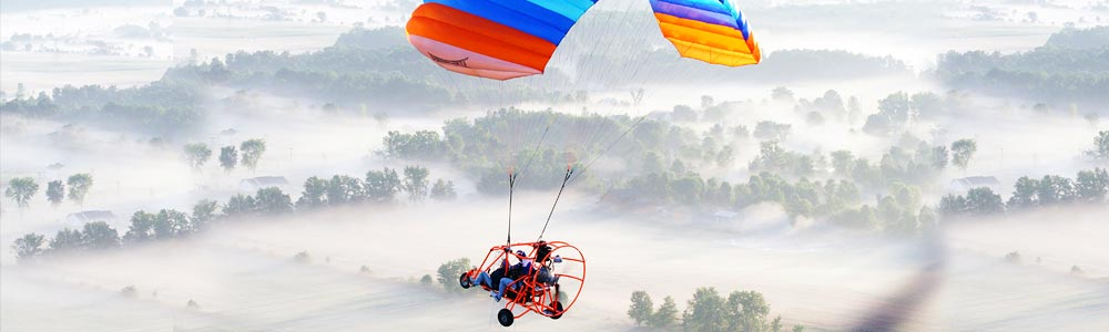 Air Safari in Rishikesh
