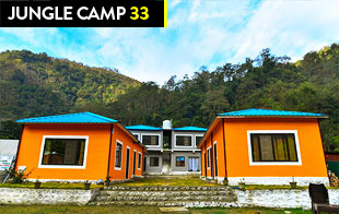 Jungle Camp 33 (Luxury Riverside Cottages)