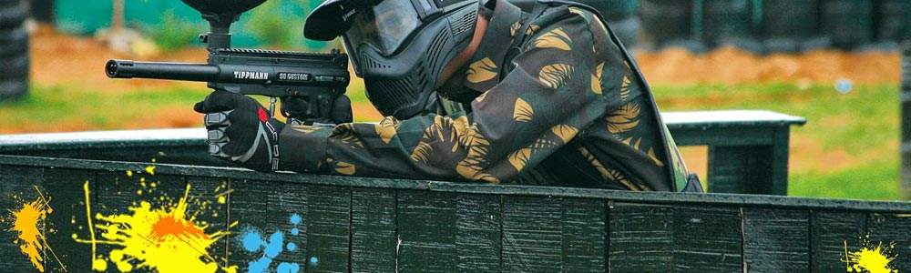 Paintball in Rishikesh